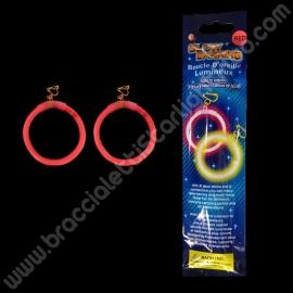 Orecchini Starlight Cerchietto (2 pz)