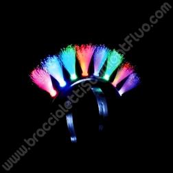 Diadema Luminosa Led Punky (1 ud)