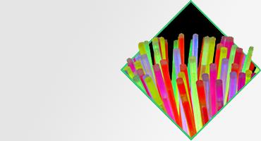 braccialetti fluorescenti luminosi bracciali