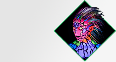 vernice fluorescente
